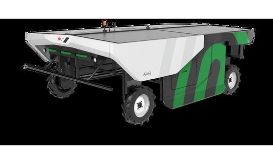 ecoRobotix sells farming machinery that require low energy