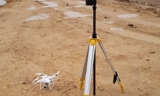 Drone technology is a creditable alternative to traditional asset assessment